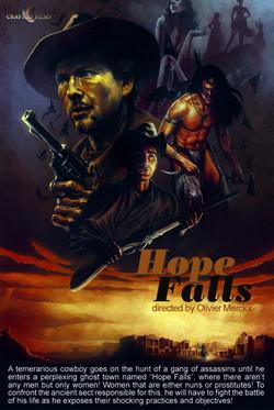 Movie poster Hope Falls 2012