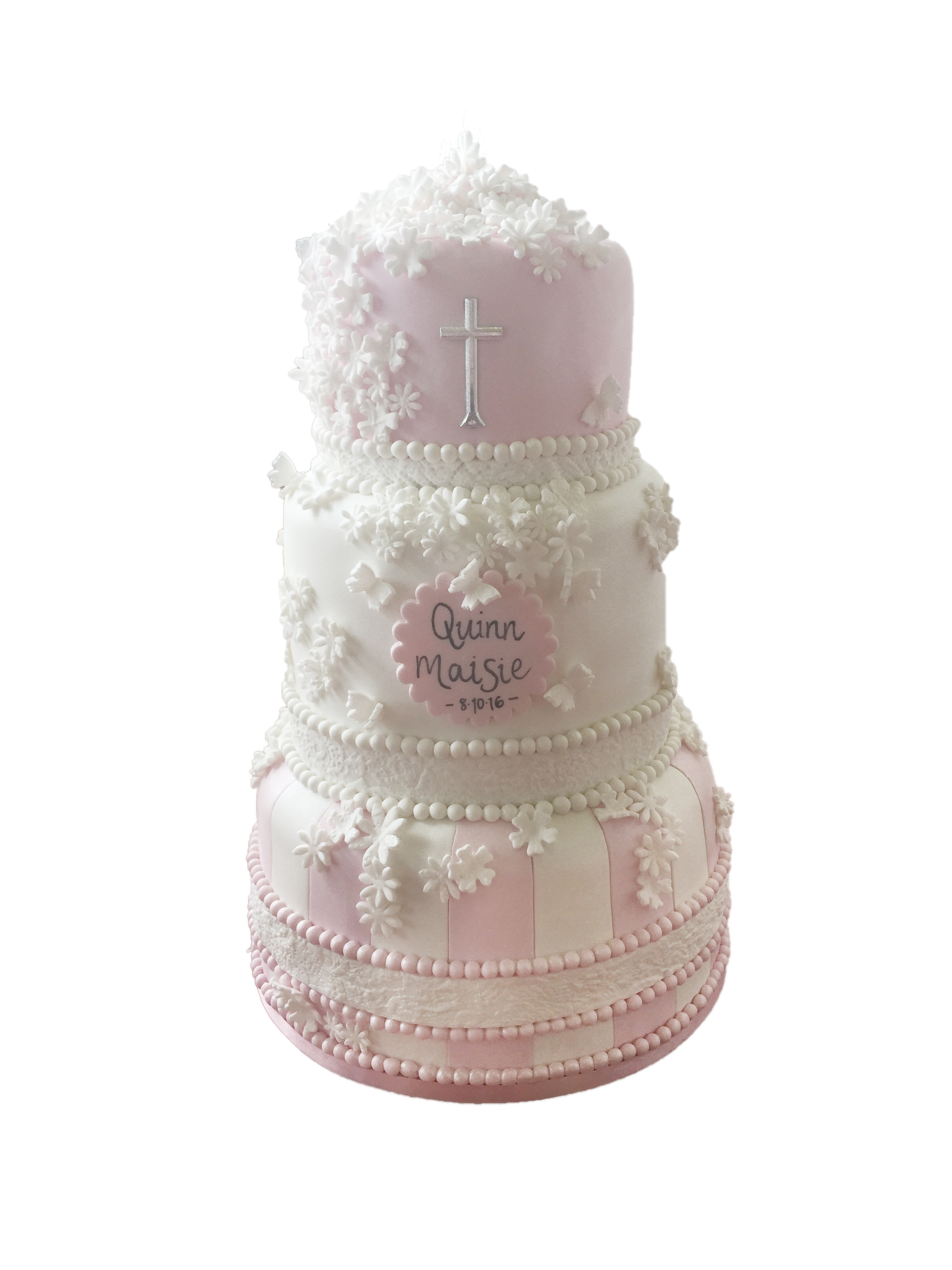 Quinn Christening Cake