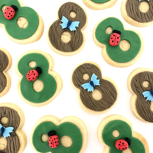 Party Favour Cookies