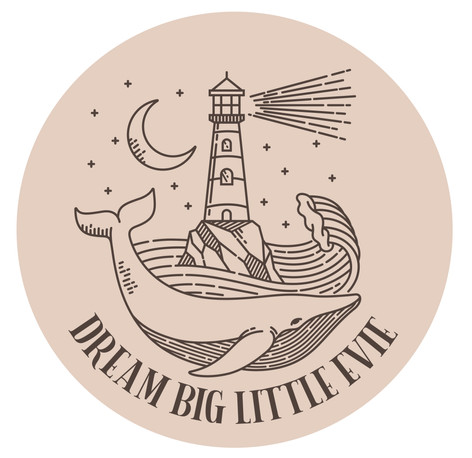 Dream Big Little One Large Nursery Wall Sign
