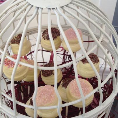 PINK & BROWN POP CAKES.JPG