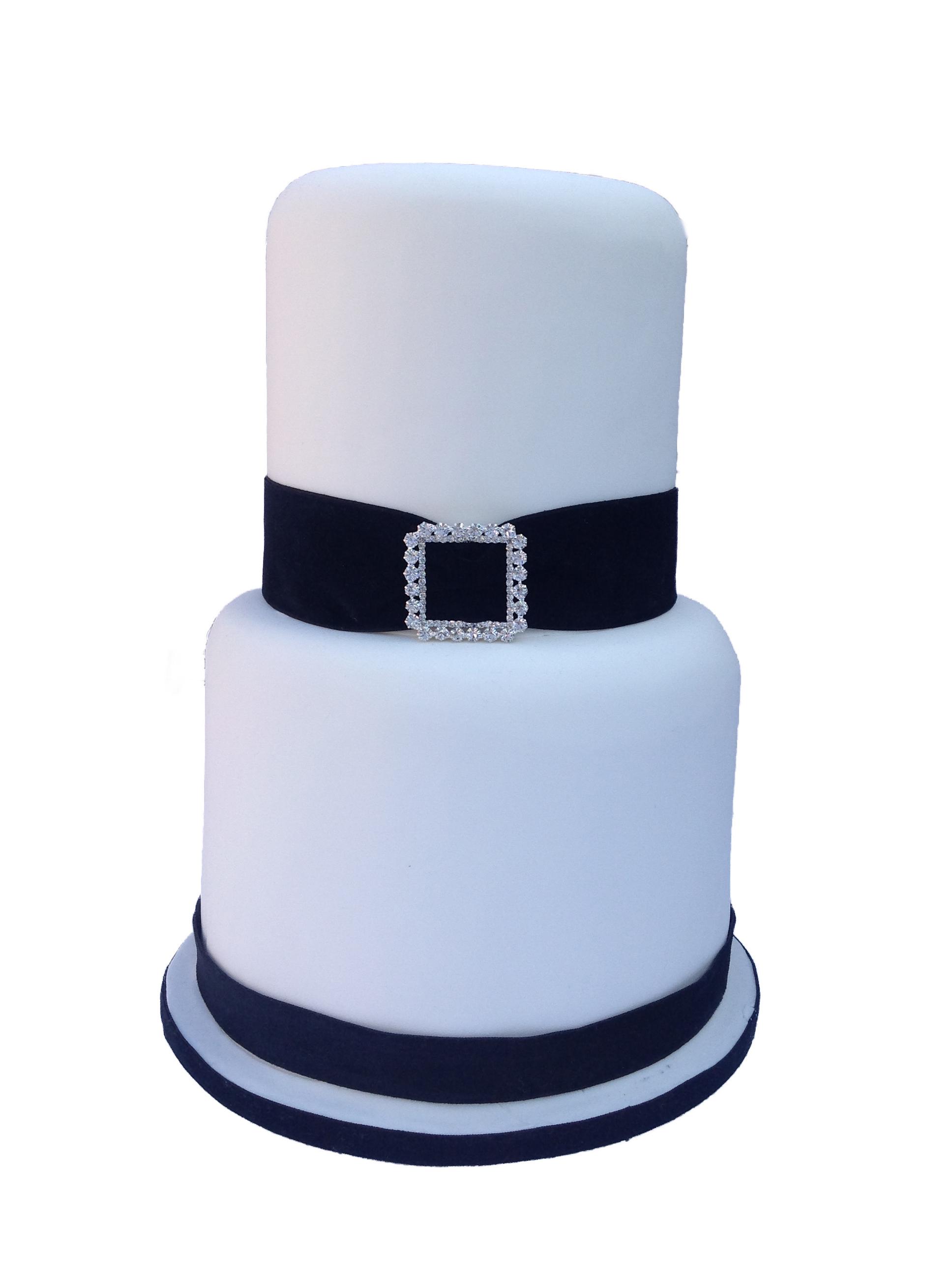 Velvet Band Cake
