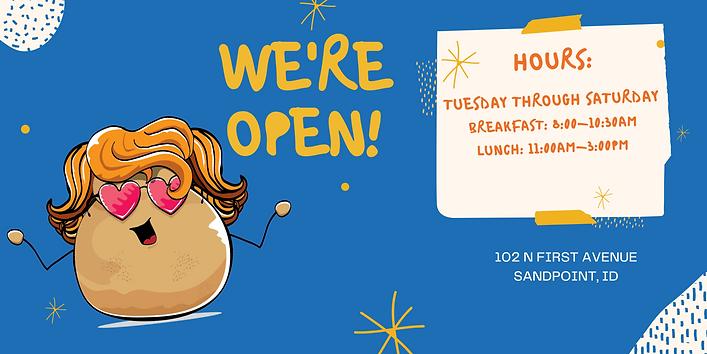 We're open!.png