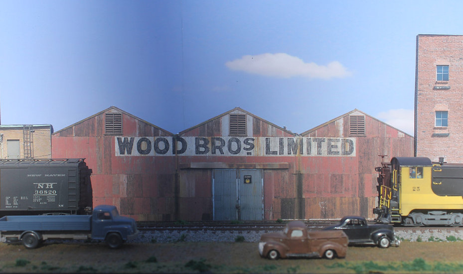 #387 O Wood Bro's