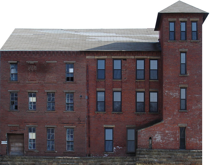 #173 HO Small Factory