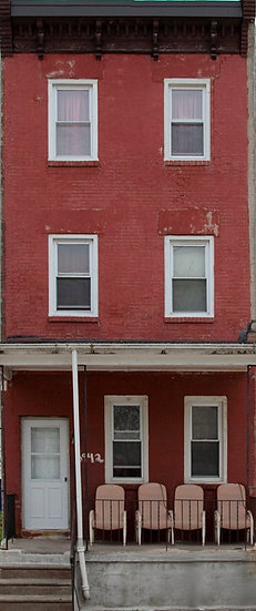 HO Backside ROWHOUSE #3  download