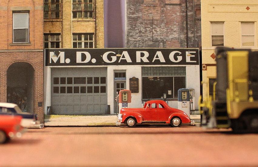#147 HO MD Garage