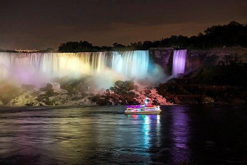 Canadá com Niagara Falls
