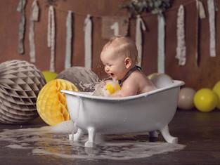 cakesmash yellow