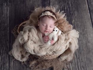 newborn shoot