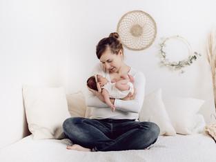 Baby lifestyle studio