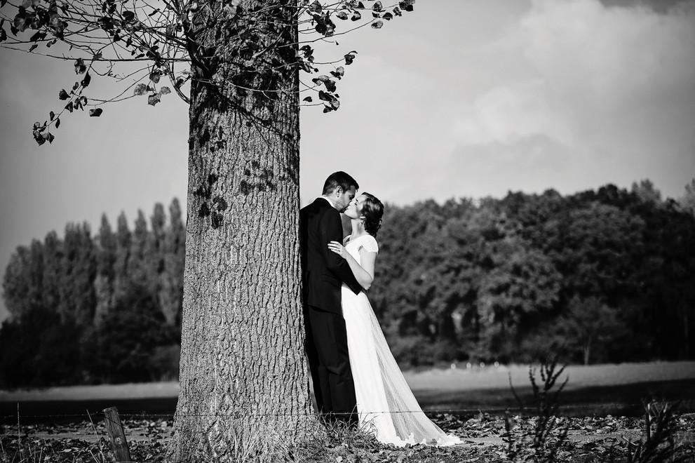 huwelijk natuur locatie