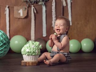 cakesmash green