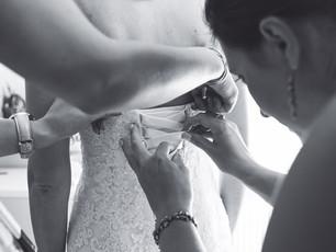 7 dingen die je moet doen op de ochtend van je huwelijk