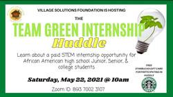 Team Green Internship