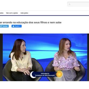 MADRUGADA VANGUARDA - VOCÊ PODE ESTAR ERRANDO NA EDUCAÇÃO DOS SEUS FILHOS E NEM SABE