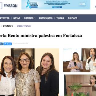 FRISSON FORTALEZA
