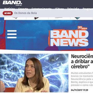 BAND NEWS TV