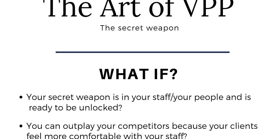 The art of VPP