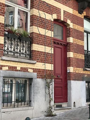Exterior, outdoor, garden, facades, wall, green living, green wall, climbing plant, plant facade,plant wall