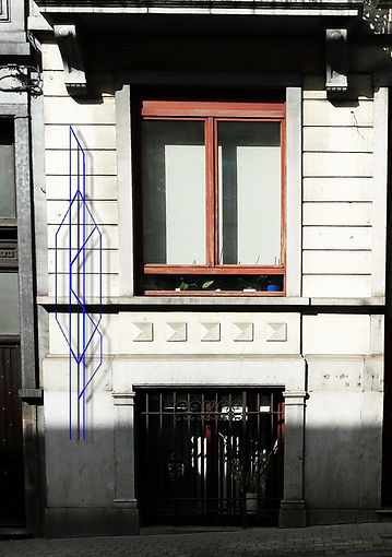 Exterior, outdoor, garden, facades, wall, green living, green wall, climbing plant, plant facade, plant wall