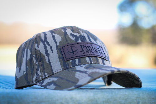 Bottomland Pinhoti Leather Patch Hat- Rectangle