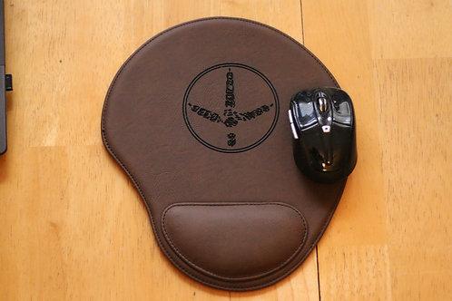 Leather Pinhoti MousePad