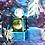Thumbnail: Lever de Lune sur lagon