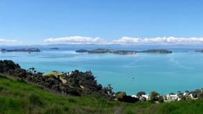 Auckland... un peu plus loin.