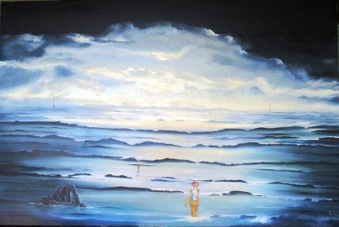 """""""L'Attente"""",1996"""