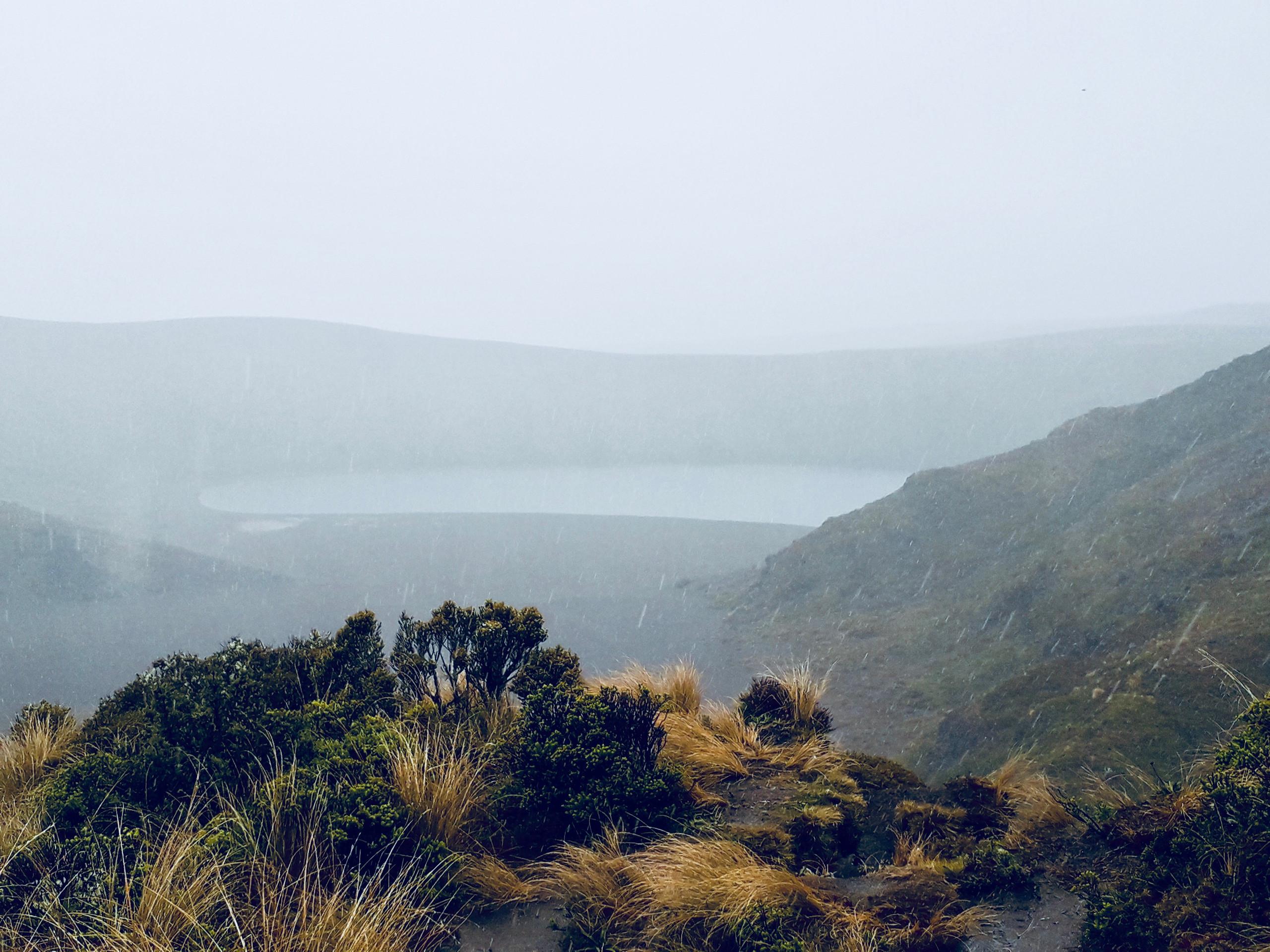 The Lower Tama Lake ©Taina CALISSI