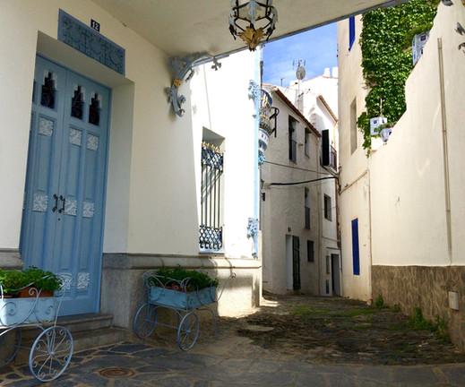 Rue de Cadaquès.