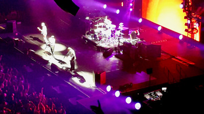 RHCP concert, Spark Arena. ©Taina CALISSI