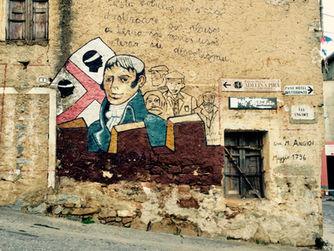 Orgosolo, Sardaigne, ITALIE