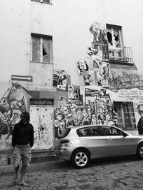 Rue d'Orgosolo...