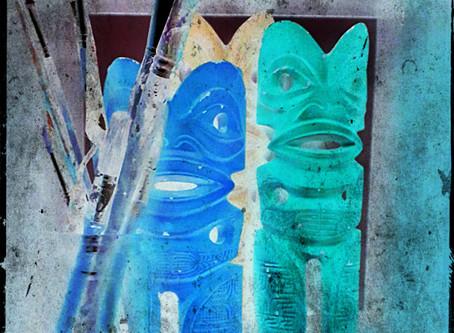 RAW TAHITI, 1ière place des arts digitale
