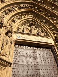 Basilique Santa Maria, détails.