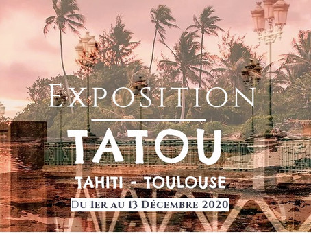 """TATOU : """"NOUS"""" , l'exposition double."""