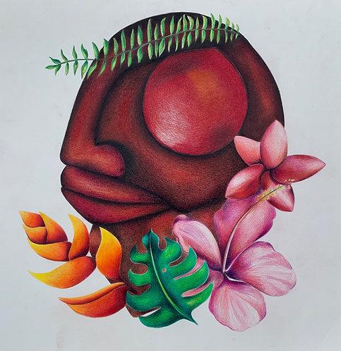 Flower Tiki, 2020