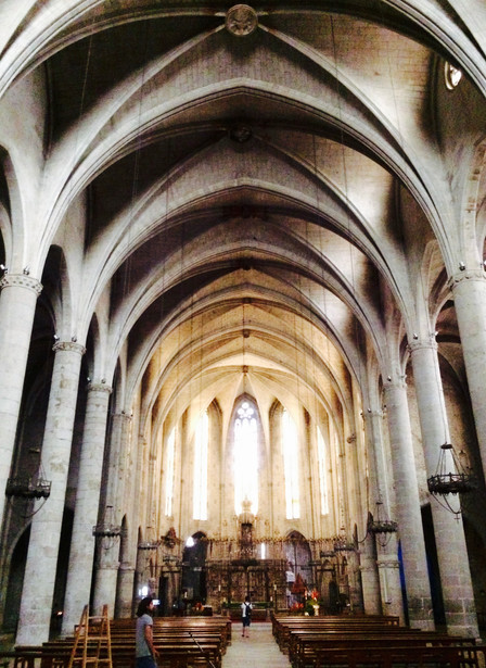 Basilique Santa Maria.