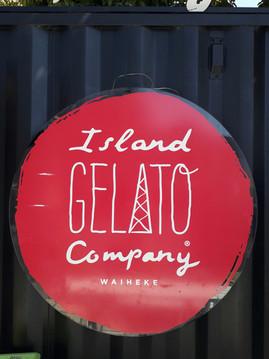 Centre Waiheke : Des glaces italiennes à tomber