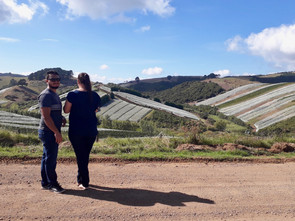 Vineyard tour on Waiheke. ©Taina CALISSI