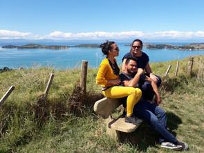 Vineyard tour on Waiheke. ©Matt Courtois