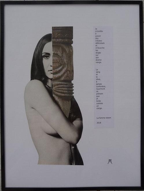 La femme totem