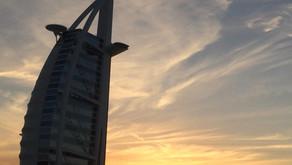 Impression Dubai... au soleil couchant