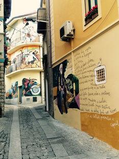 Rue d'orgosolo, 2016