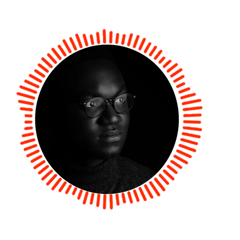 Safo Akonnor   Podcast Host, The Conversations in the Dark