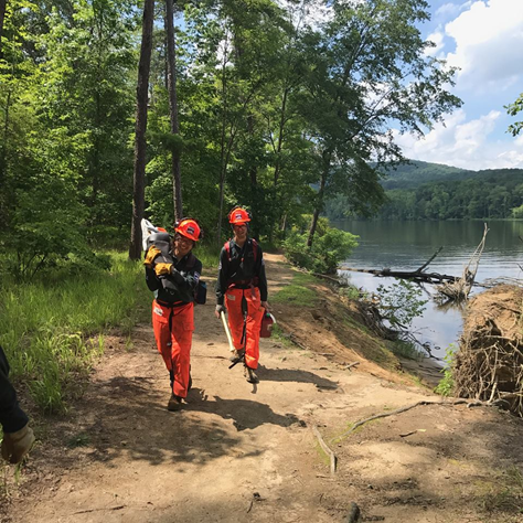 Yellow Girl in Orange Chaps: My Summer as a Chainsaw-Wielding Conservation Crew Member