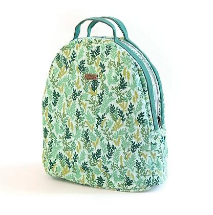 Mini Backpack Mint Meadow