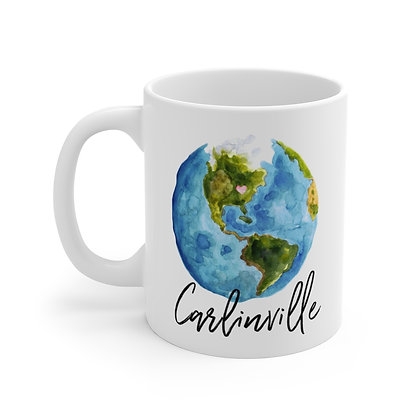 Carlinville Mug 11oz